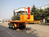 CIMC Liangshan Dongyue CSQ9402ZZXP flatbed dump trailer