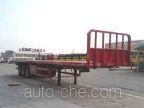 CIMC Liangshan Dongyue CSQ9403TPB flatbed trailer