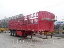 CIMC Liangshan Dongyue CSQ9404CCYA полуприцеп с решетчатым тент-каркасом
