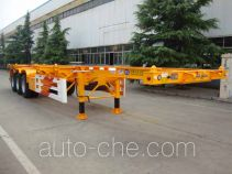 CIMC Liangshan Dongyue CSQ9404TJZG container transport trailer