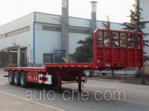 CIMC Liangshan Dongyue CSQ9404TPB flatbed trailer