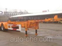 CIMC Liangshan Dongyue CSQ9407TJZG container transport trailer