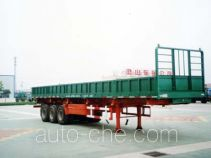 Wanshida CSQ9406TZX dump trailer