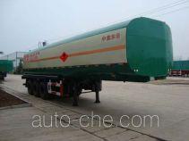 CIMC Liangshan Dongyue CSQ9407GHY chemical liquid tank trailer