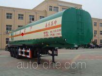 CIMC Liangshan Dongyue CSQ9407GYY oil tank trailer