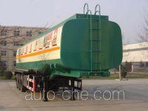 万事达牌CSQ9409GHY型化工液体运输半挂车