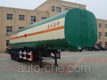 CIMC Liangshan Dongyue CSQ9409GHY chemical liquid tank trailer