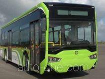 南车牌CSR6100GNCHEV1型混合动力城市客车
