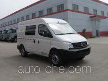 Huadong CSZ5030XFS radioactive materials transport truck