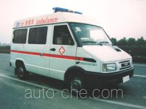 Huadong CSZ5040XJH ambulance