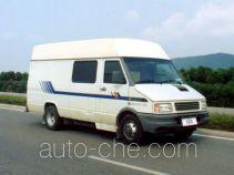 Huadong CSZ5040XYLF bank mobile service vehicle