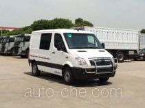 Huadong CSZ5049XYCABEV electric armoured cash transit van
