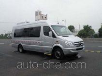 Huadong CSZ5050XWY cultural values transport van