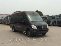 Huadong CSZ5050XXY box van truck
