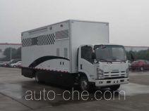 Huadong CSZ5100XJD medicolegal investigation vehicle