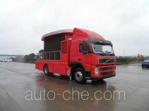 Huadong CSZ5120TZS show and exhibition vehicle