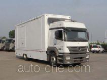 Huadong CSZ5170XZS show and exhibition vehicle