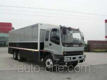 Huadong CSZ5220TQX emergency vehicle