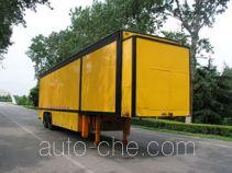 Huadong CSZ9261XXZ show trailer
