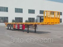 Wanqi Auto CTD9401P flatbed trailer