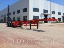 Wanqi Auto CTD9401TJZG container transport trailer