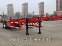 Wanqi Auto CTD9402TJZG container transport trailer