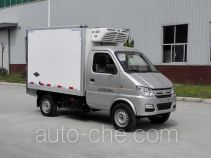 Tongtu CTT5030XLCGC1BEV electric refrigerated truck