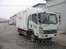 Tongtu CTT5040XTX communication vehicle