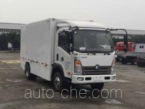 Tongtu CTT5041XXYBEV electric cargo van