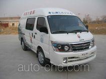 通亚达牌CTY5031XC型宣传车