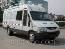 通亚达牌CTY5050XC型宣传车