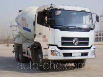 通亚达牌CTY5250GJBDFL型混凝土搅拌运输车