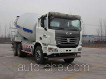 通亚达牌CTY5250GJBSQR型混凝土搅拌运输车