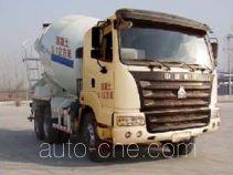 通亚达牌CTY5250GJBZ5型混凝土搅拌运输车