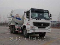 通亚达牌CTY5250GJBZ7型混凝土搅拌运输车