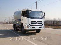 通亚达牌CTY5251GJBDFL型混凝土搅拌运输车