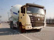 通亚达牌CTY5251GJBZ5型混凝土搅拌运输车