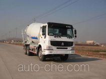 通亚达牌CTY5252GJBZ7型混凝土搅拌运输车