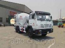 通亚达牌CTY5253GJBS型混凝土搅拌运输车
