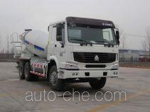 通亚达牌CTY5253GJBZ7型混凝土搅拌运输车
