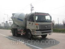 通亚达牌CTY5256GJBBJ型混凝土搅拌运输车