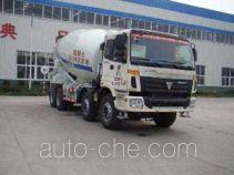 通亚达牌CTY5310GJBBJ型混凝土搅拌运输车