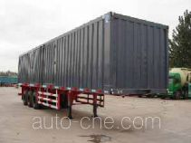 Tongya CTY9281XXY box body van trailer