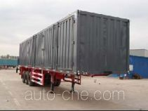 Tongya CTY9311XXY box body van trailer
