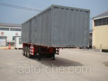 Tongya CTY9320XXY box body van trailer