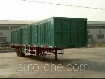 Tongya CTY9341XXY box body van trailer