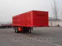 Tongya CTY9342XXY box body van trailer