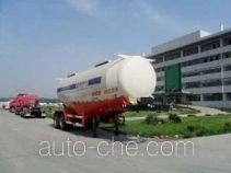 通亚达牌CTY9352GFL型低密度粉粒物料运输半挂车