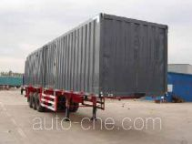 Tongya CTY9361XXY box body van trailer
