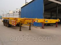 Tongya CTY9372TJZG container transport skeletal trailer